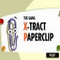 XTract Paperclip  Icon