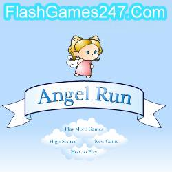 Angel Run  Icon
