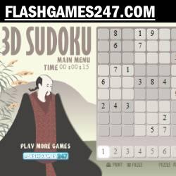 3D Sudoku  Icon