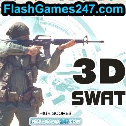3D Swat  Icon